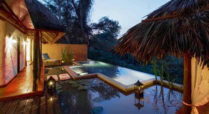 Eco-design hotel