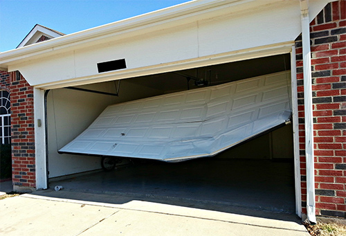 Garage Door Cable Repairs